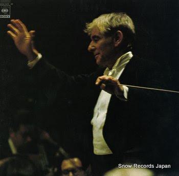 BERNSTEIN, LEONARD best of / mahler; symphony no.1 in d major the titan