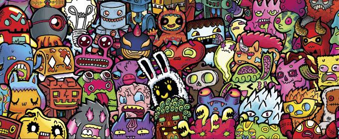 Unduh 82 Wallpaper Hd Doodle HD Gratis