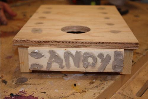 Artistic Woodfiller