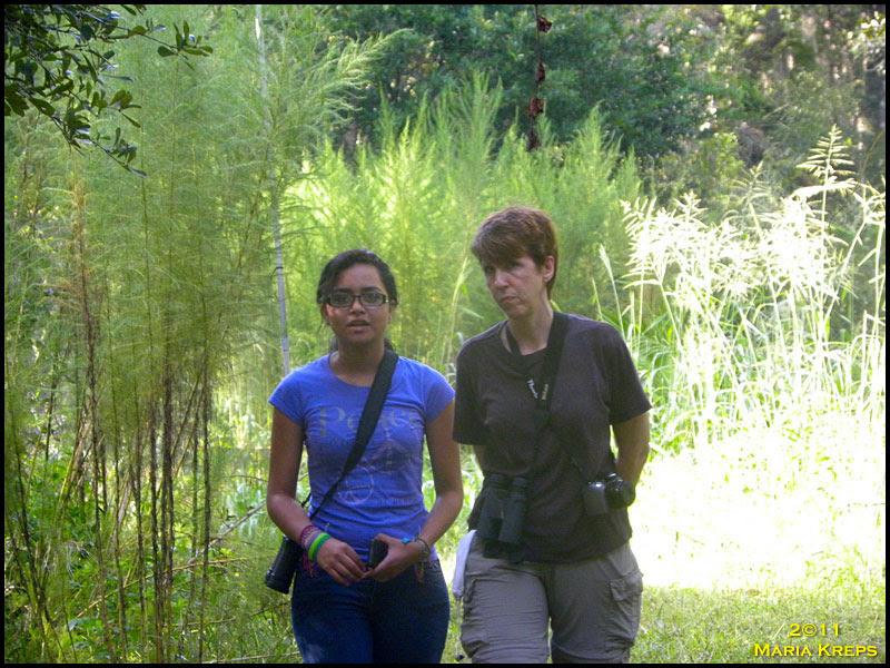 Ivana and Susan