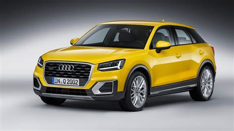 2017 Audi Q2 4K Wallpapers   HD Wallpapers