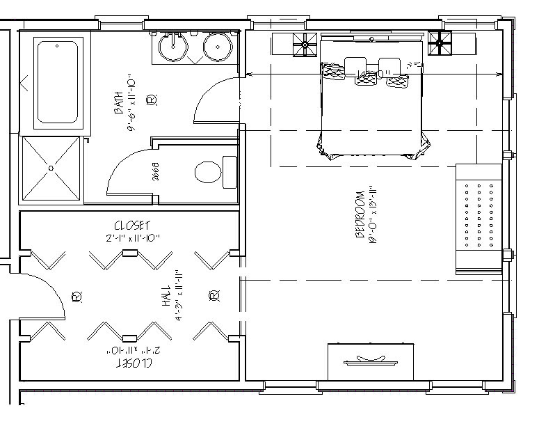 Master Suite Over Garage Plans and Costs - Simply Additions