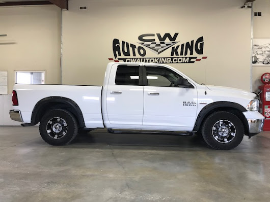 Dodge RAM 1500 SLT / 4x4 / Quad Cab / Alloys / Financing Available / 2013 | CW Auto King