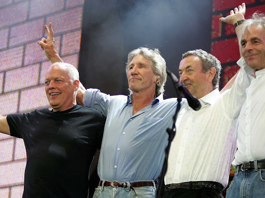 Pink Floyd has officially broken up