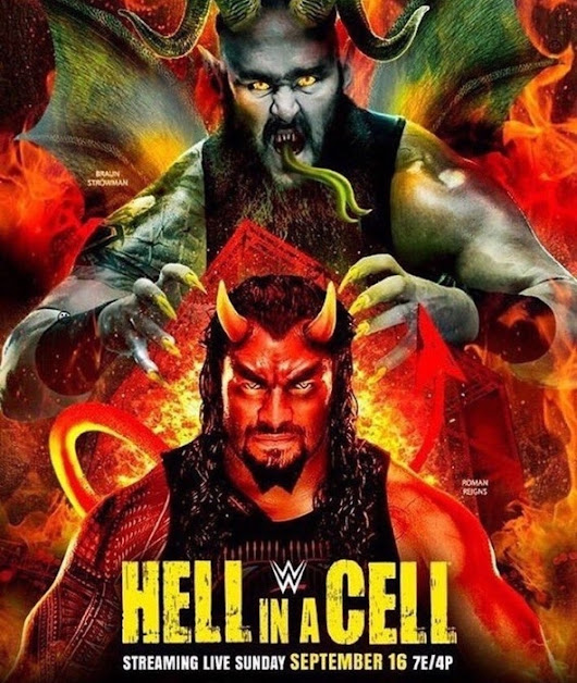 Your SO OF COURSE preview of WWE Hell in a Cell 2018