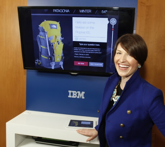 IBM's Watson Explores the Great E-Commerce Unknown with The North Face