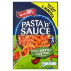 Image for Batchelors Pasta & Sauce Mediterranean Vegetable 110g from Sainsbury's