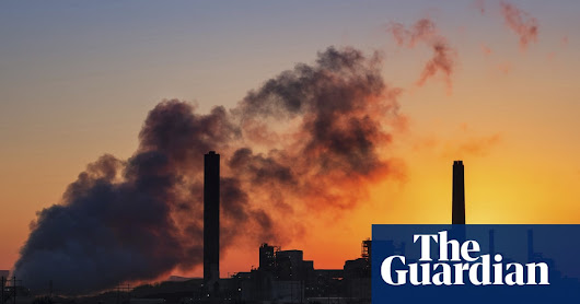 Trump administration scraps Obama-era regulation on coal emissions | Environment | The Guardian