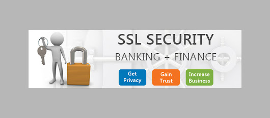 SSL Security Essential Part of Banking & Financial Organizations