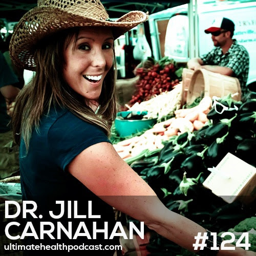 124: Dr. Jill Carnahan - Toxic Mold • The Gut-Mind Connection • SIBO 101