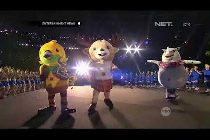 Drama Kedatangan Presiden dalam Pembukaan Asian Games 2018