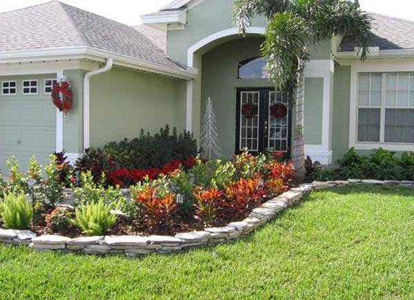 Ideas for Front Yard Landscaping Design