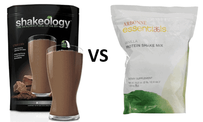 Arbonne Protein Shake vs Shakeology - Which is Better?