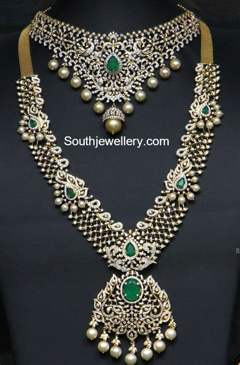 1000  ideas about Indian Diamond Necklace on Pinterest