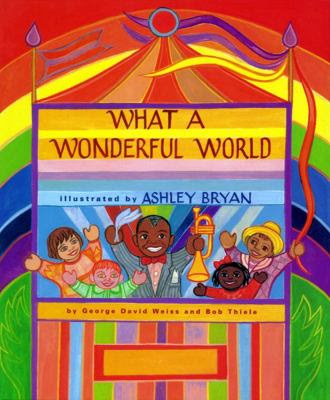 Cover Art for What a wonderful world
