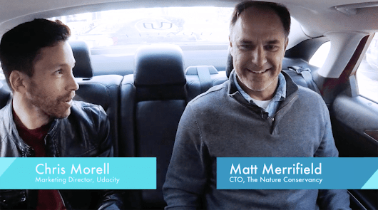 The Road To Intersect 2017: Matt Merrifeld Talks Technology and The Nature Conservancy | Udacity