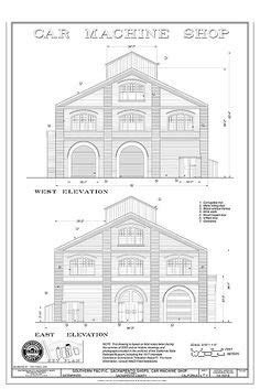Railroad Building Plans | Railway & lineside buildings