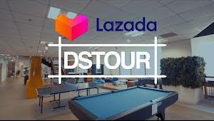Mengunjungi Kantor Baru Lazada Indonesia