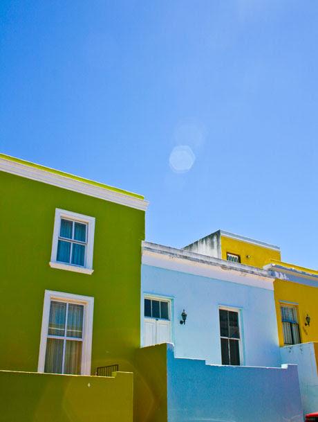 Cape Quarters Colours