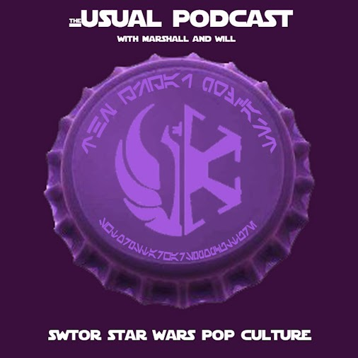 Episode 111 of The Usual Podcast is up! We have SWTOR CXP ideas, and react to JJ Abrams directing Star...