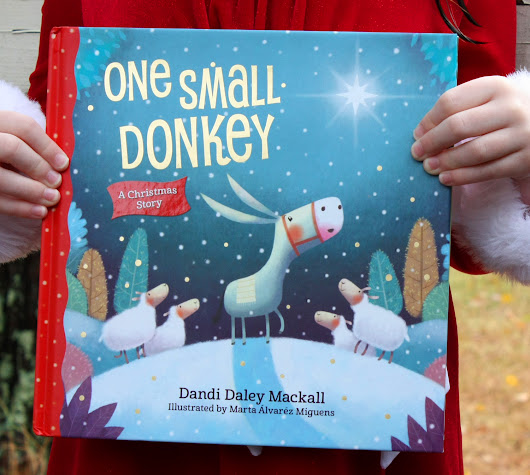 One Small Donkey ~ Children's Christmas Book Review and Giveaway (U.S.-12/11)