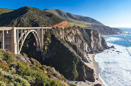 10 Best U.S. Road Trips to Take this Summer