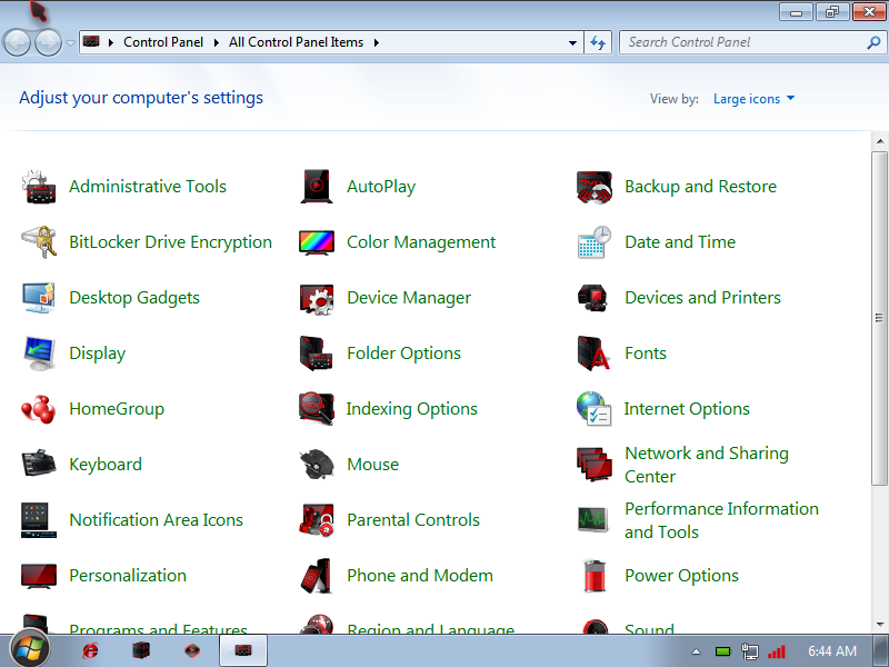 Download Windows 7 64bit Remix Edition 2013