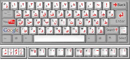 Arabic Online Editor
