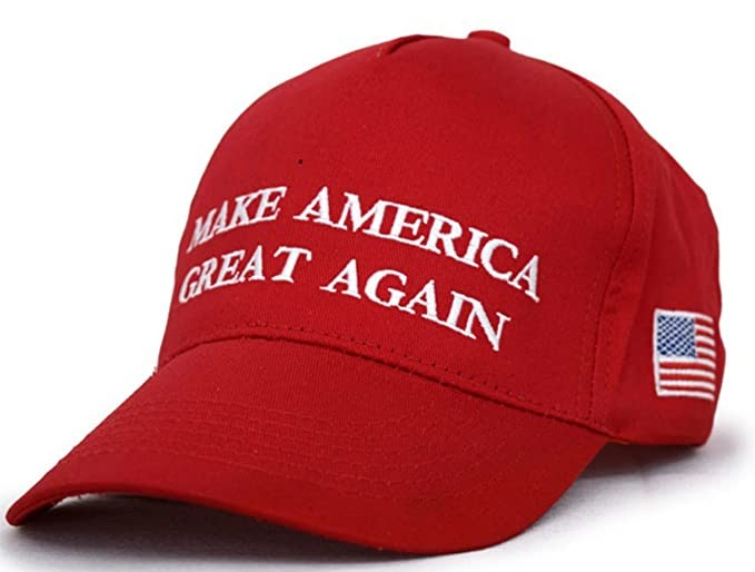 GET A SIGNED RED MAGA HAT FREE HERE