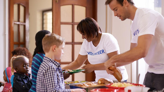 ​How to make giving back part of your company's DNA - Kansas City Business Journal