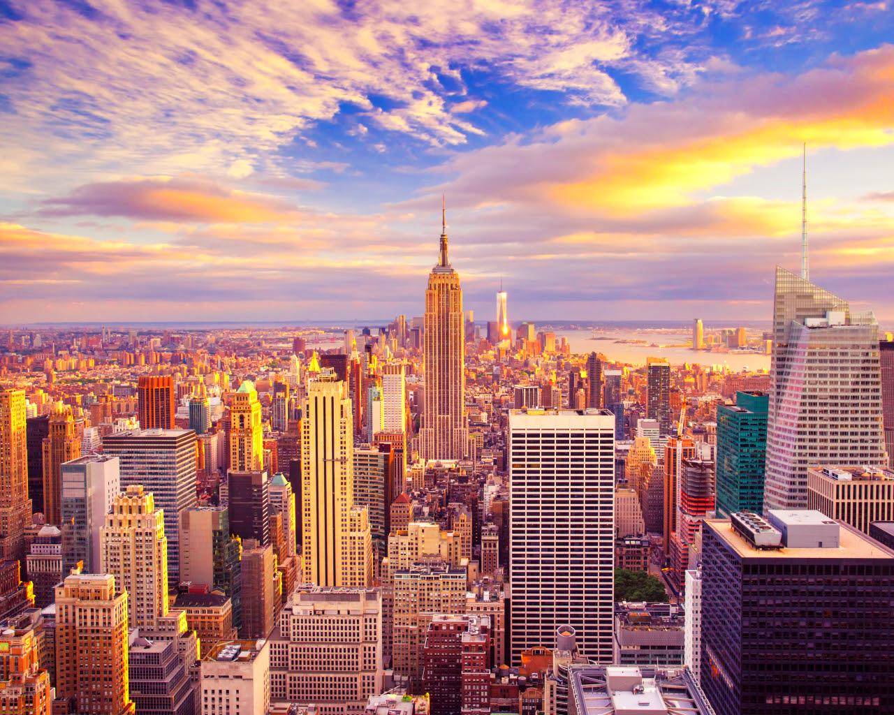 New York City United States Of America Wallpaper 40703286 Fanpop