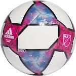 Adidas MLS Capitano Soccer Ball White/Black 5