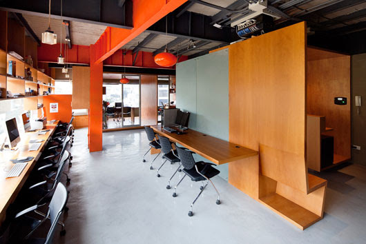 Cool Small Office Design Interior Home Page