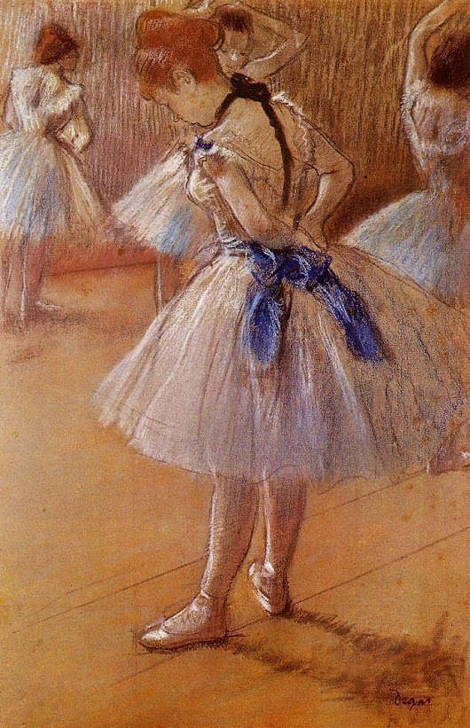 The emotional depth of Edgar Degas's (July 19,... | Official Blog of Lucky Compiler
