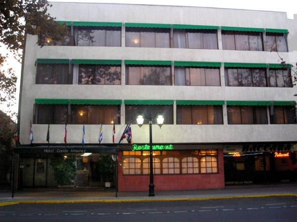 Hotel Conde Ansurez Reviews