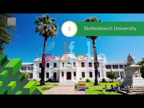 How To Get Admission In South Africa