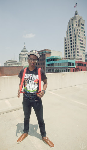 Dinero Moneybags Promo Session//Fort Wayne, IN