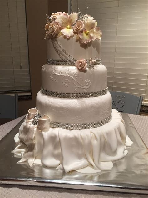 Sam's Designer Cakes and More, inc, Wedding Cake, Florida