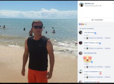 Barra da Estiva: Diretor de escola é morto a tiros e moradores protestam contra crime