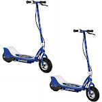 Razor E325 Adult Ride On 24V High-Torque Electric Powered Scooter, Navy (2 Pack) by VM Express