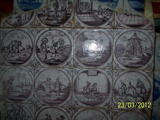 Keramik Keraton Kesepuhan Cirebon