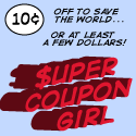 Super Coupon Girl