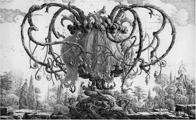 Francois Houtin etching