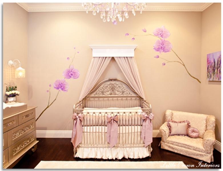 13 Luxurious Nursery Bedroom Design Ideas | Kidsomania