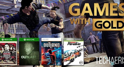 December Games with Gold: Gangsters, racing, and horror