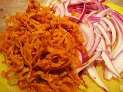 Củ cải muối - pickled daikon