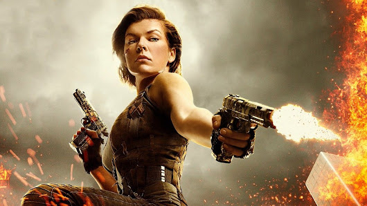 Resident Evil: The Final Chapter Reveals New Poster and Photo - IGN