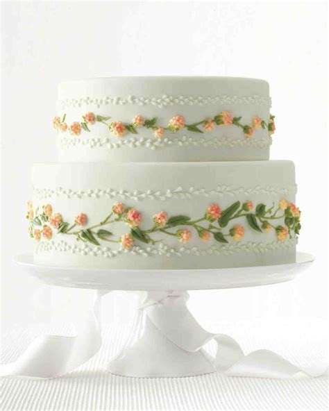 New Takes on Traditional Wedding Cake Flavors   Martha