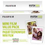 Fuji 600016111 Instax Mini Film Value Pk 60ct Perp