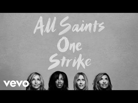one strike, il nuovo singolo delle all saints